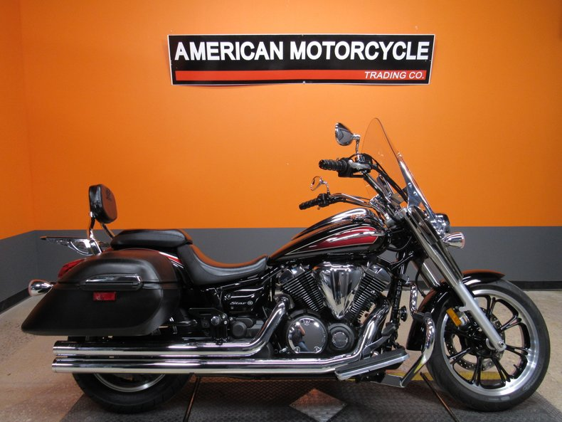 2014 Yamaha V Star 950 Tourer Xvs95ctebc For Sale 113150