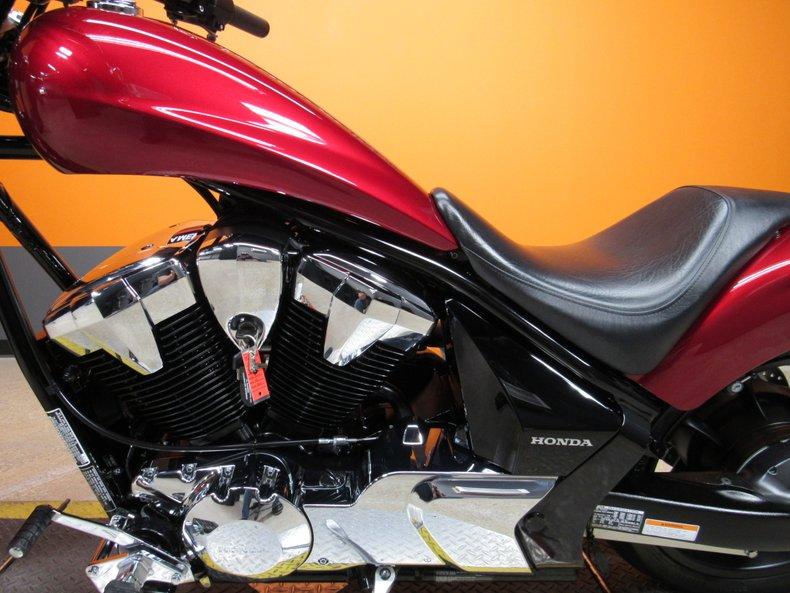 2018 Honda Fury
