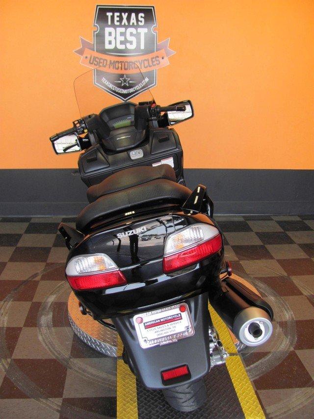 2008 Suzuki Burgman