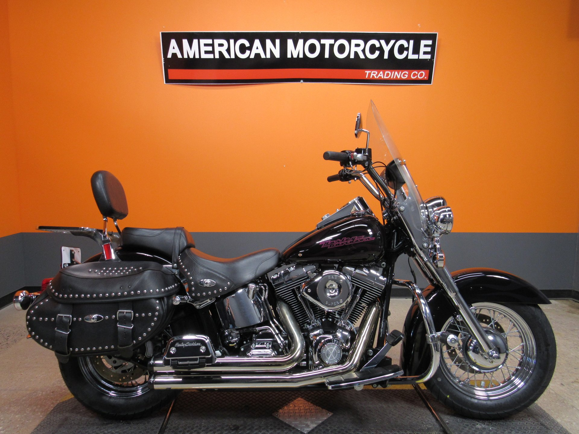 For Sale 2002 Harley-Davidson Softail Heritage Classic