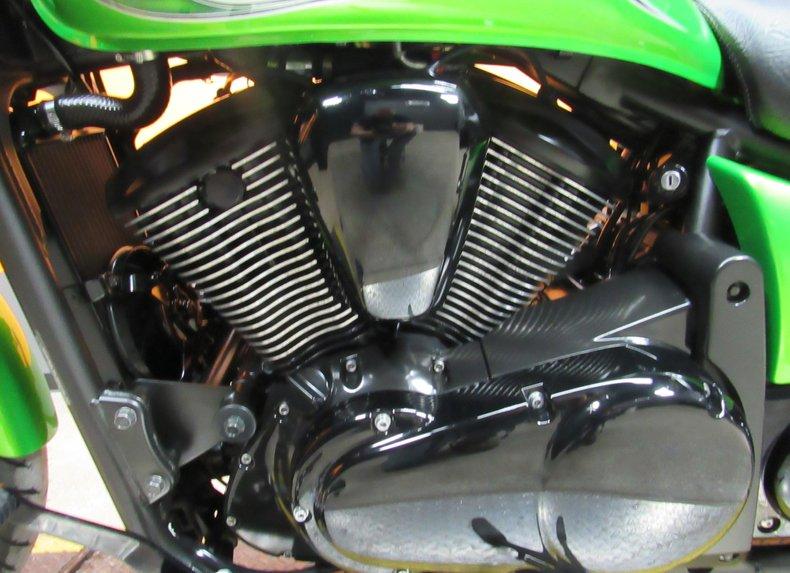2014 Kawasaki Vulcan