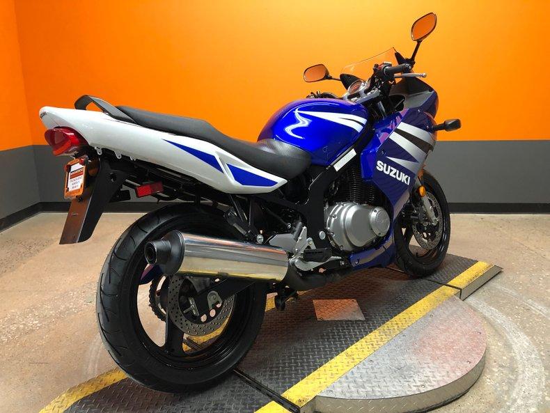 2004 Suzuki GS500F