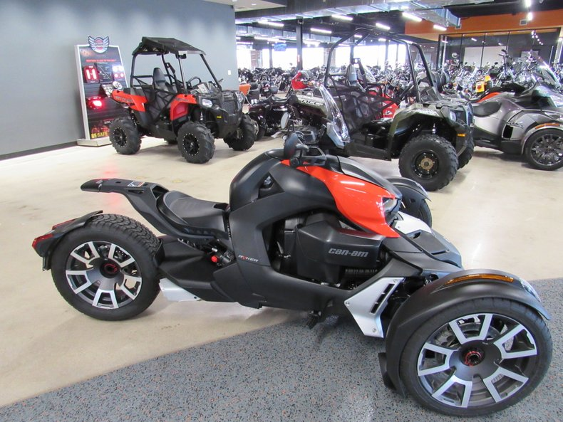 2019 Can Am RykerAmerican Motorcycle Trading Company - Used