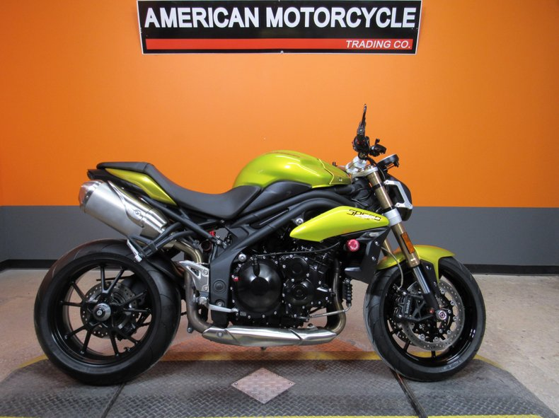 2013 Triumph Speed Triple 1050