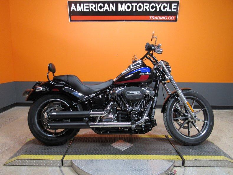 2018 Harley-Davidson Softtail Low Rider