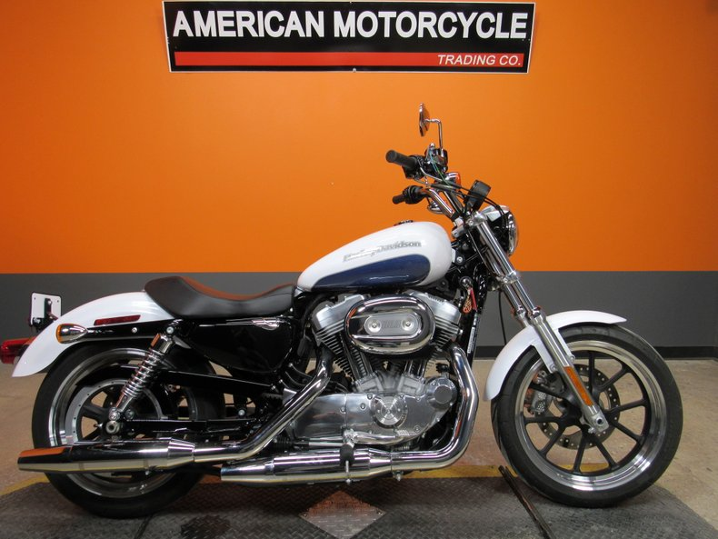 2015 Harley-Davidson Sportster 883 SuperLow - XL883L for