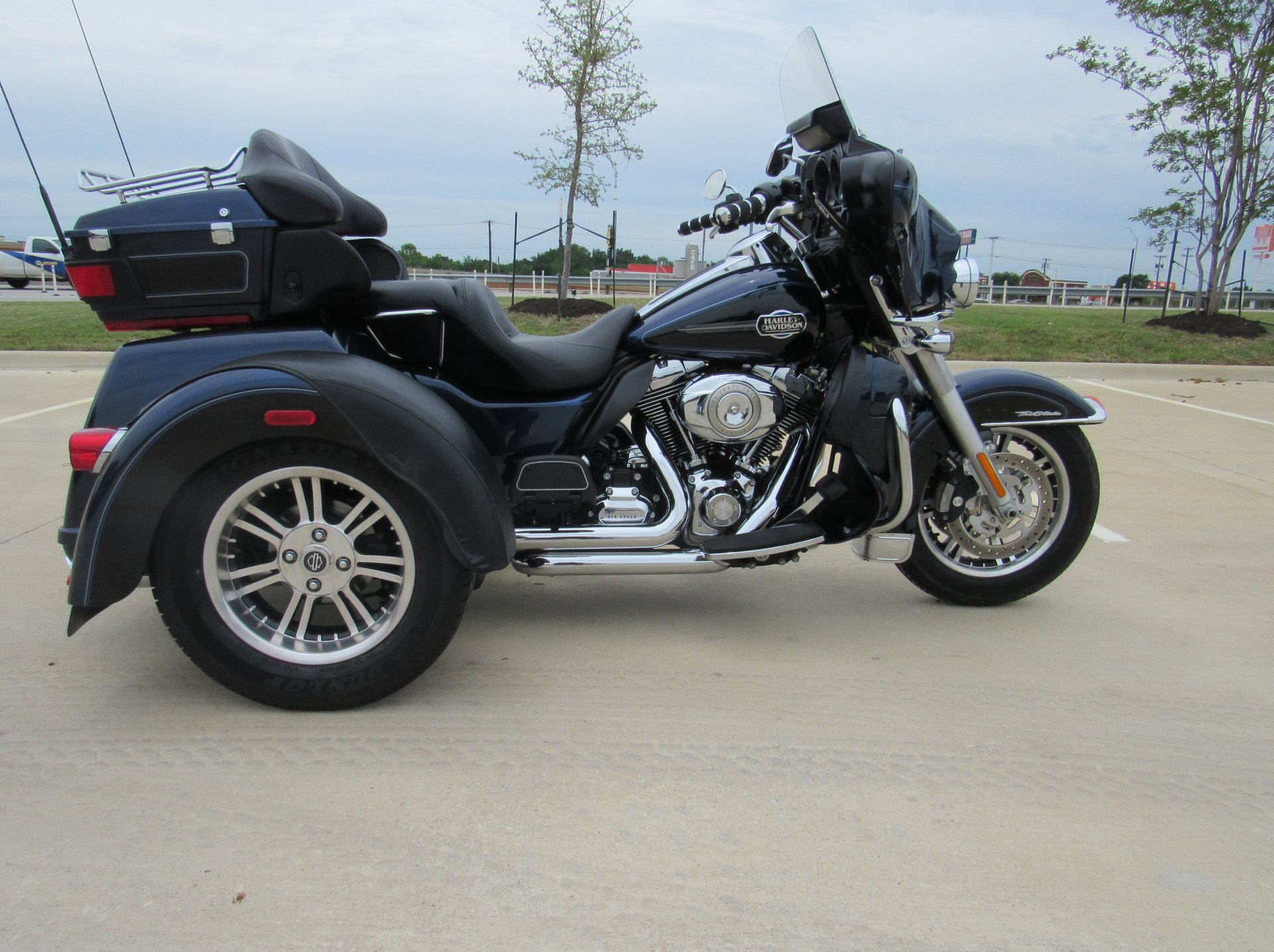 For Sale 2012 Harley-Davidson Tri-Glide