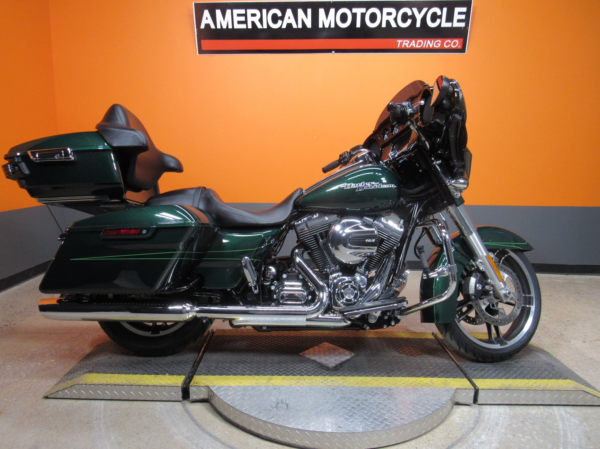 For Sale 2016 Harley-Davidson Street Glide