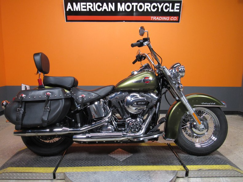 2016 Harley-Davidson Softail Heritage Classic For Sale