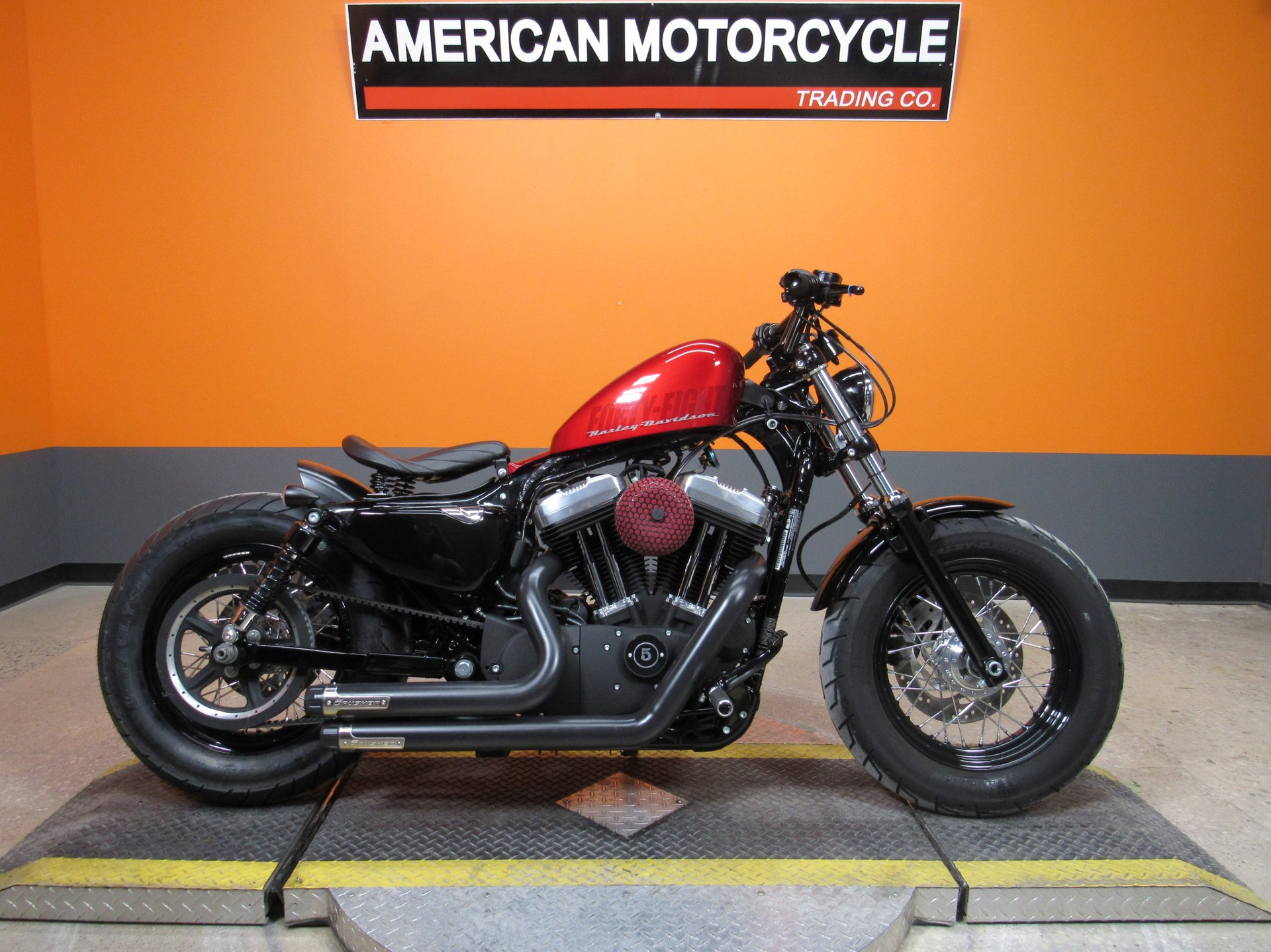 Sportster Wiring Clean Up