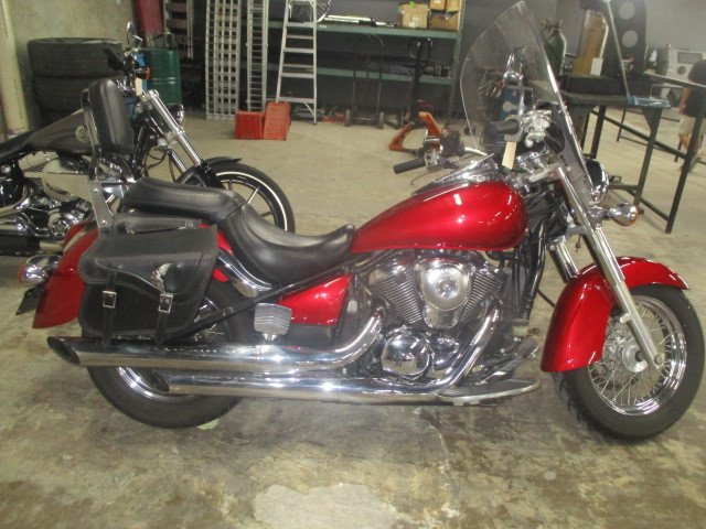2006 Kawasaki Vulcan For Sale