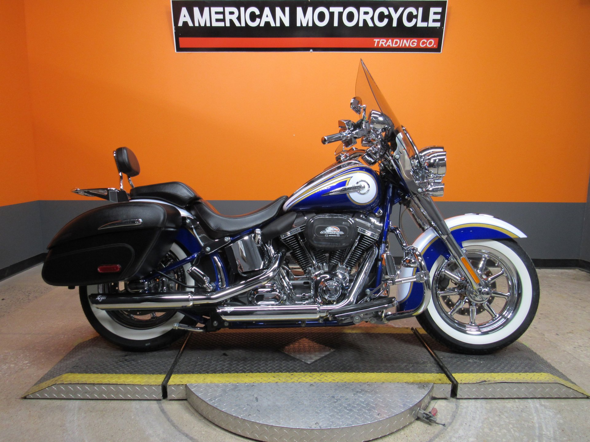 For Sale 2014 Harley-Davidson CVO Softail Deluxe