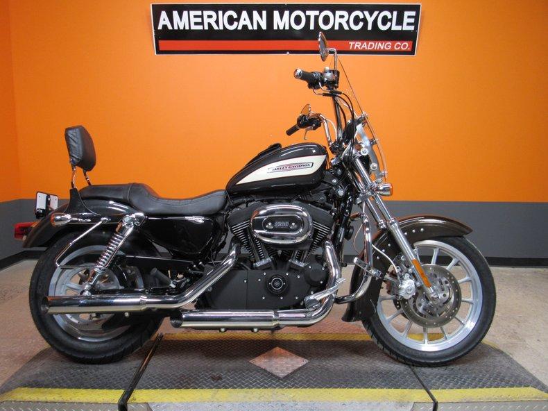 2007 Harley-Davidson Sportster 1200