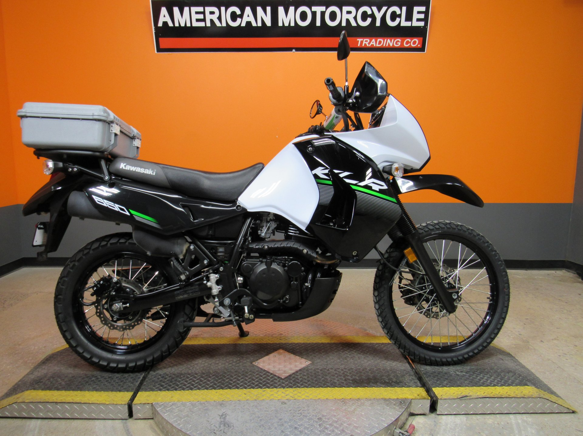 For Sale 2015 Kawasaki KLR650