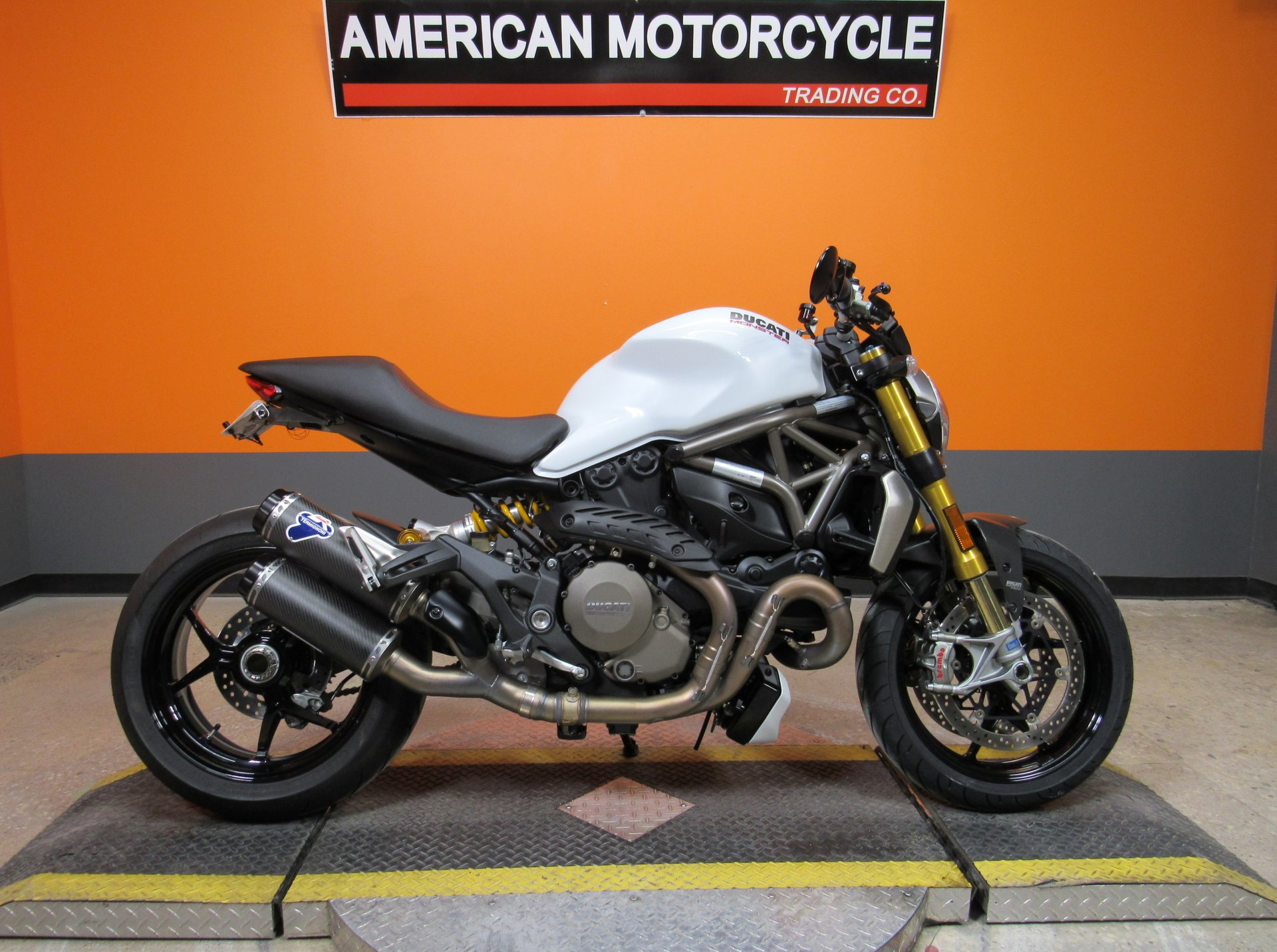 For Sale 2016 Ducati Monster