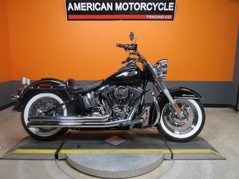 2012 Harley-Davidson Softail Deluxe For Sale