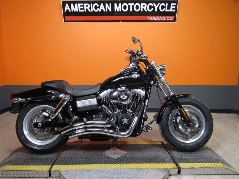 2008 Harley-Davidson Dyna Fat Bob For Sale