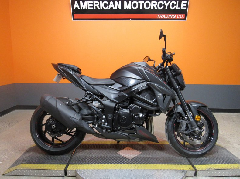 2018 Suzuki GSX-S750Z For Sale