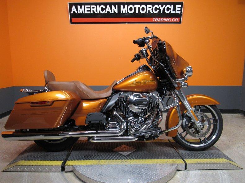 2015 Harley-Davidson Street Glide For Sale