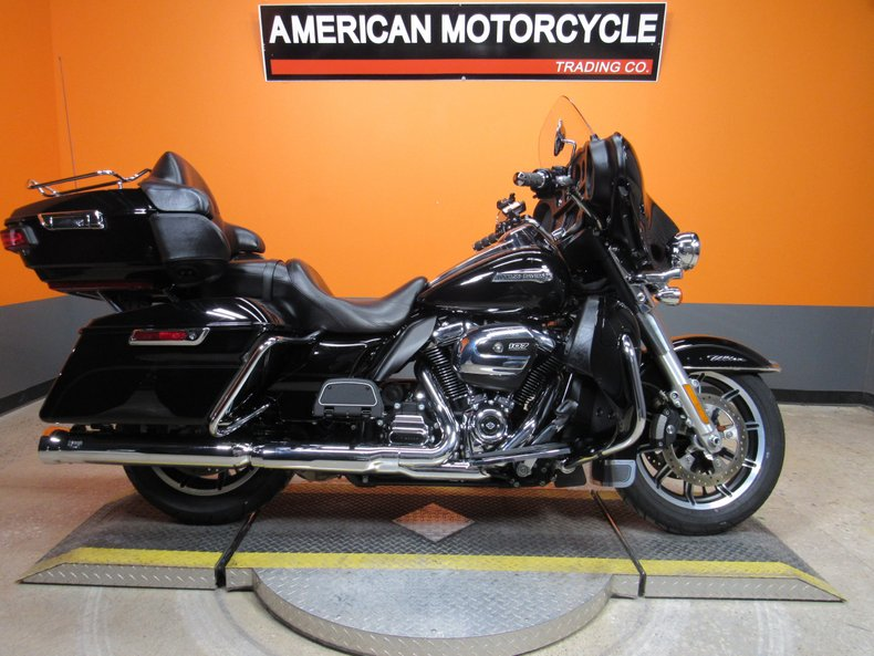 2018 Harley-Davidson Ultra Classic For Sale