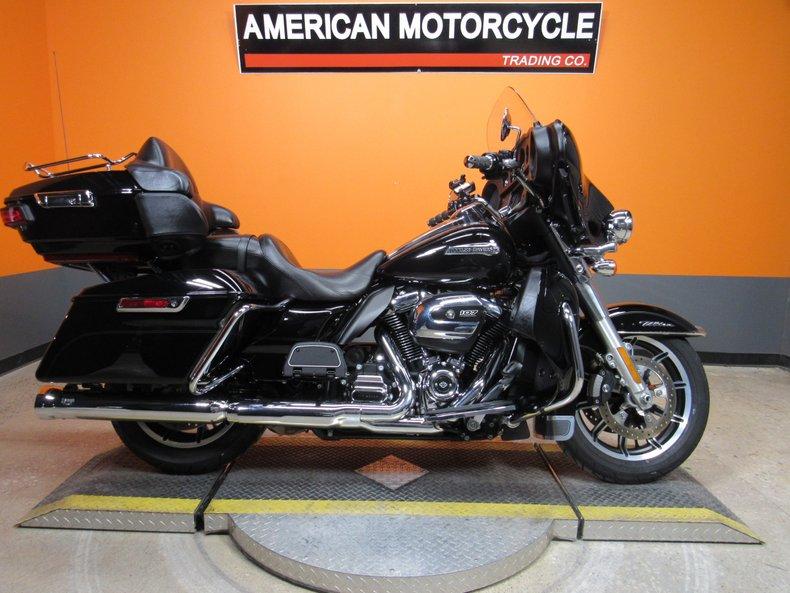 2018 Harley-Davidson Ultra Classic