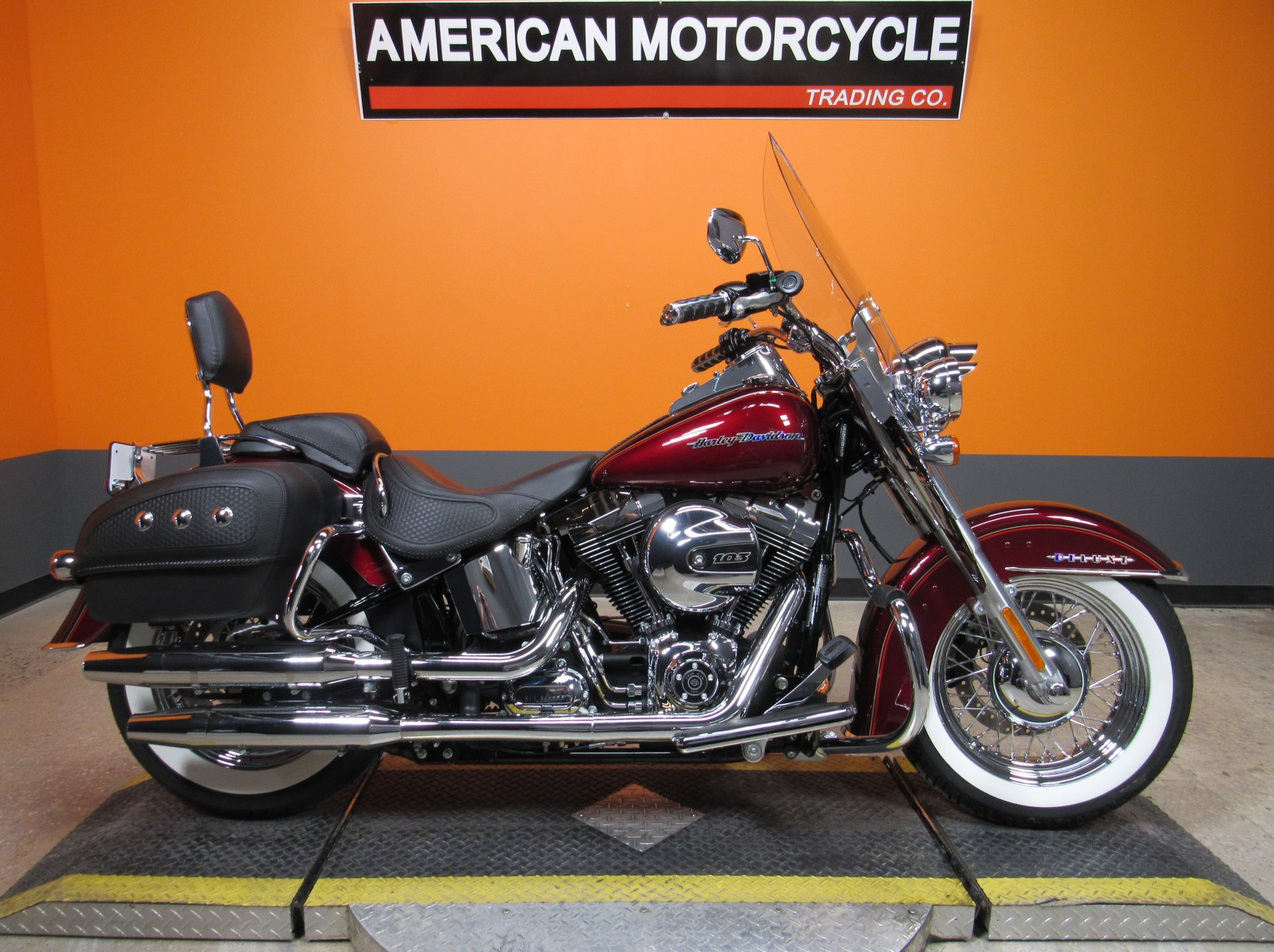 For Sale 2016 Harley-Davidson Softail Deluxe