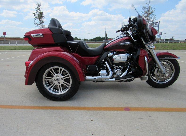 2018 Harley-Davidson Tri-Glide For Sale