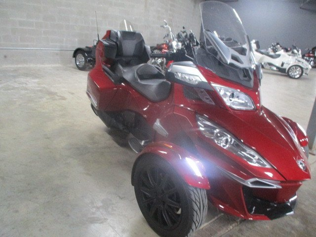 2016 can am spyder rt s sm6