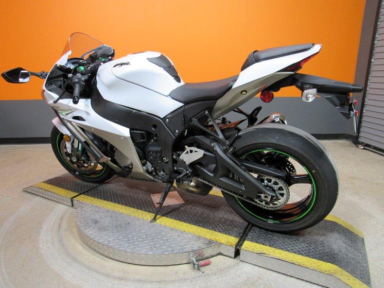 2017 Kawasaki Ninja