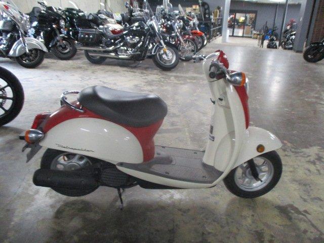 2002 Honda Metropolitan