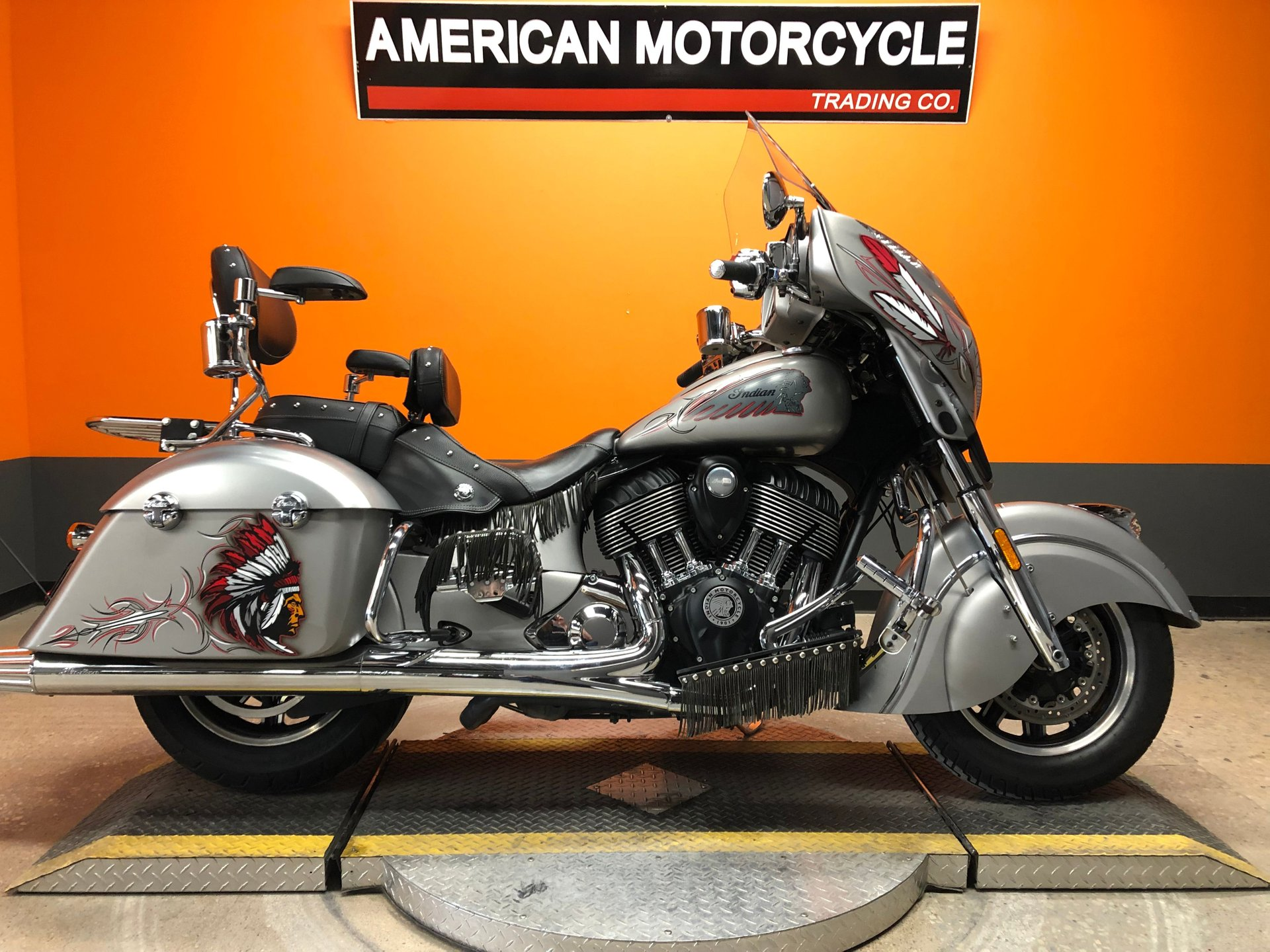 For Sale 2017 Indian Chieftain