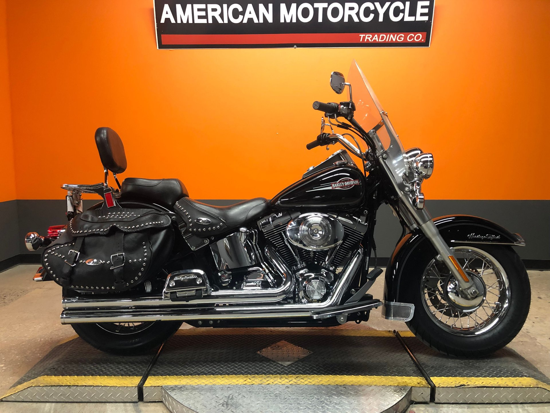 For Sale 2006 Harley-Davidson Softail Heritage Classic