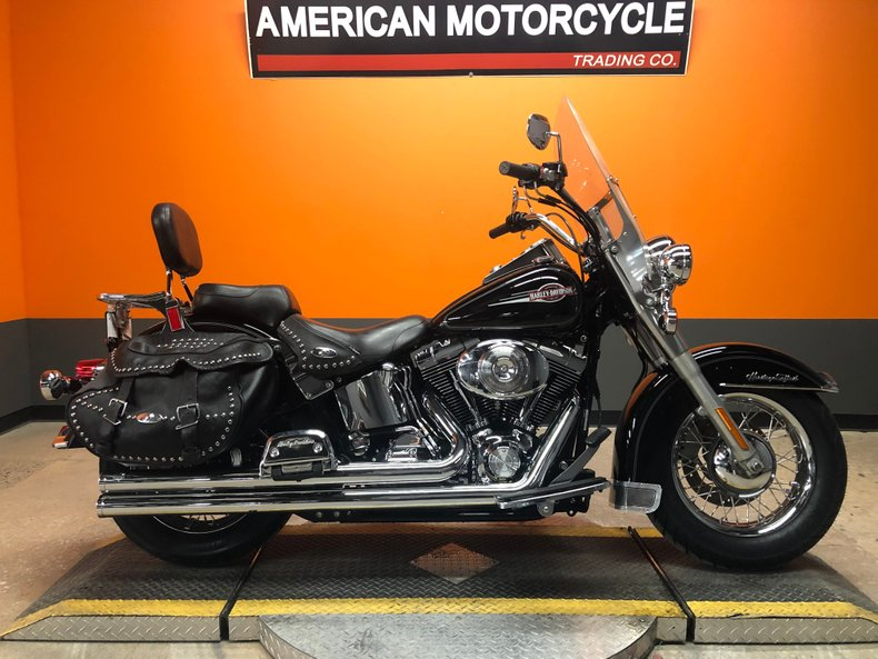 2006 Harley-Davidson Softail Heritage Classic
