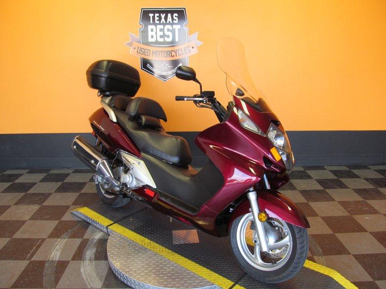 2009 Honda Silverwing