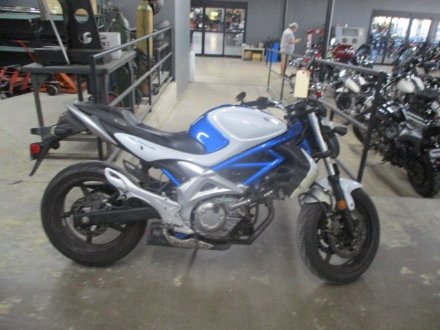 2009 Suzuki Gladius For Sale