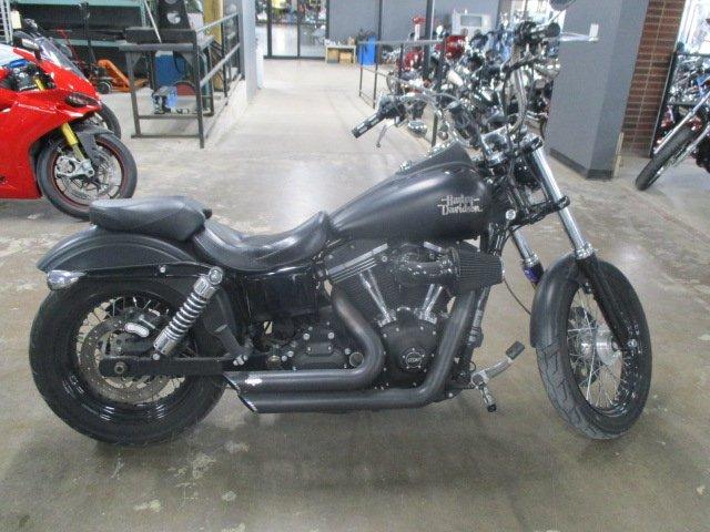 2014 Harley-Davidson Dyna Street Bob For Sale