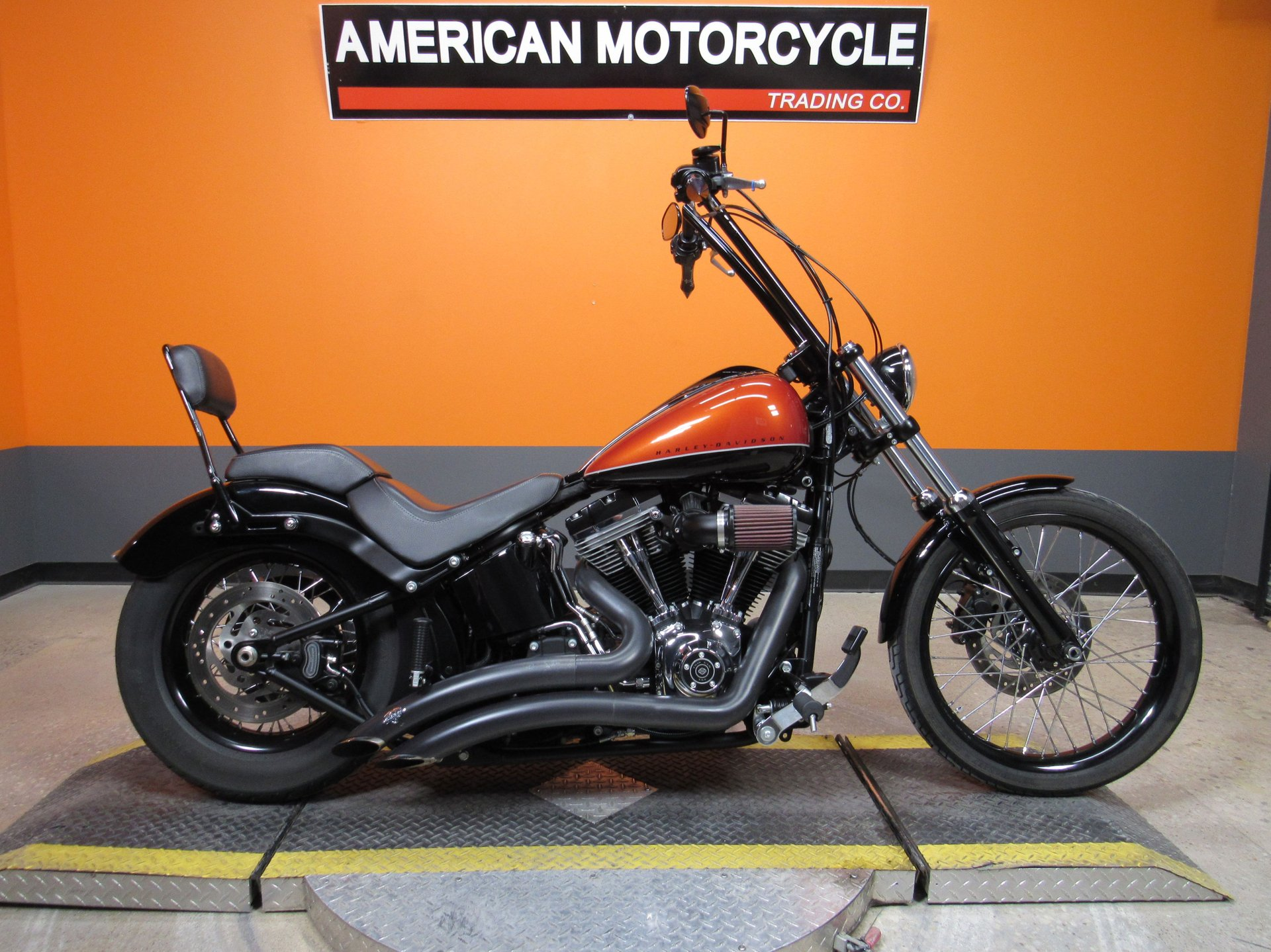 For Sale 2011 Harley-Davidson Softail Blackline