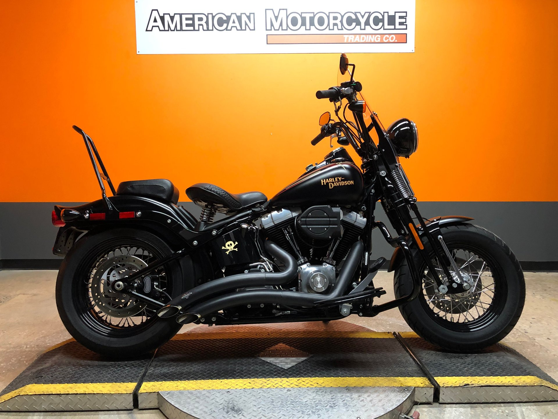 2009 Harley-Davidson Softail Crossbones - FLSTSB for sale