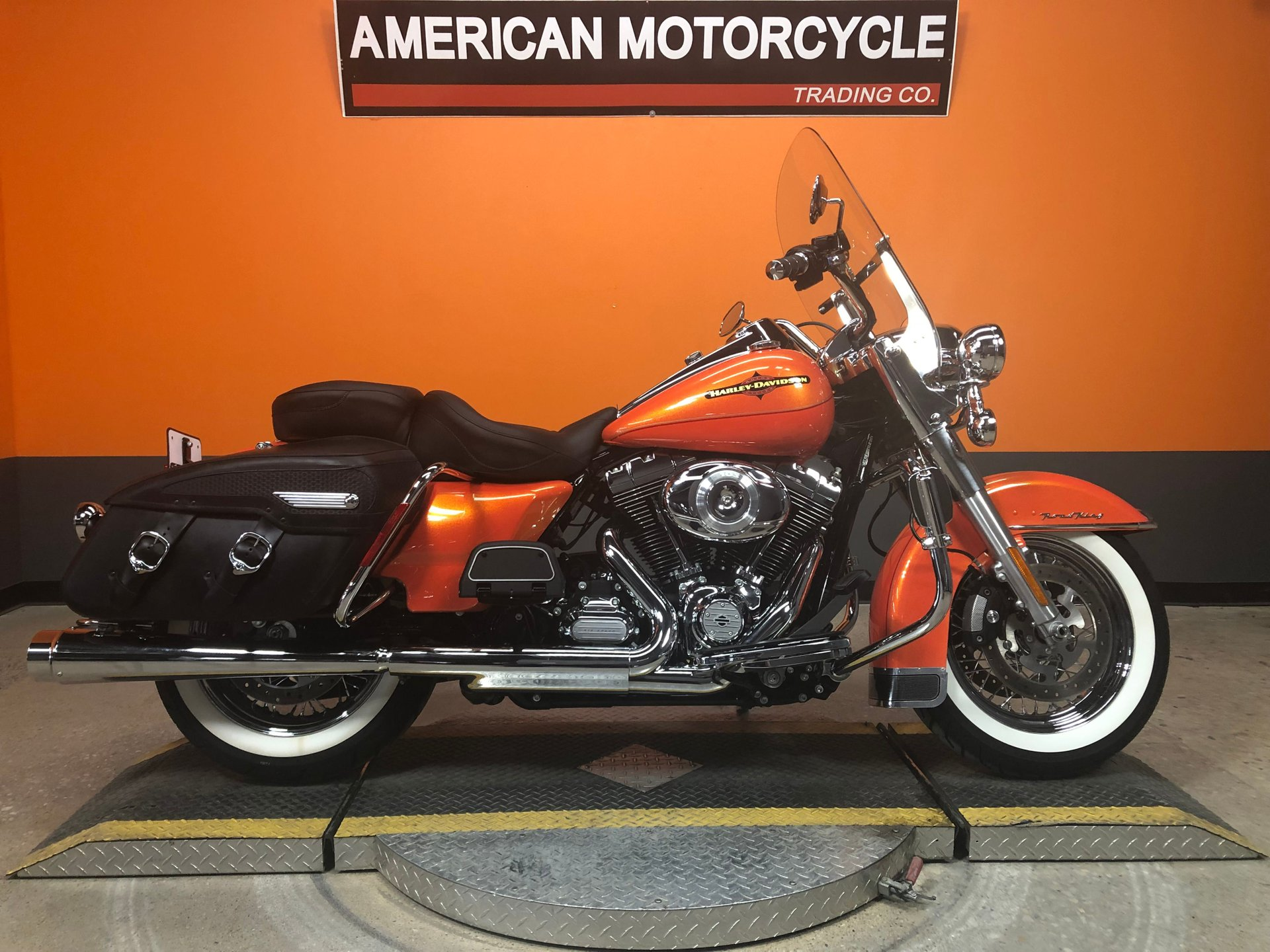 For Sale 2012 Harley-Davidson Road King