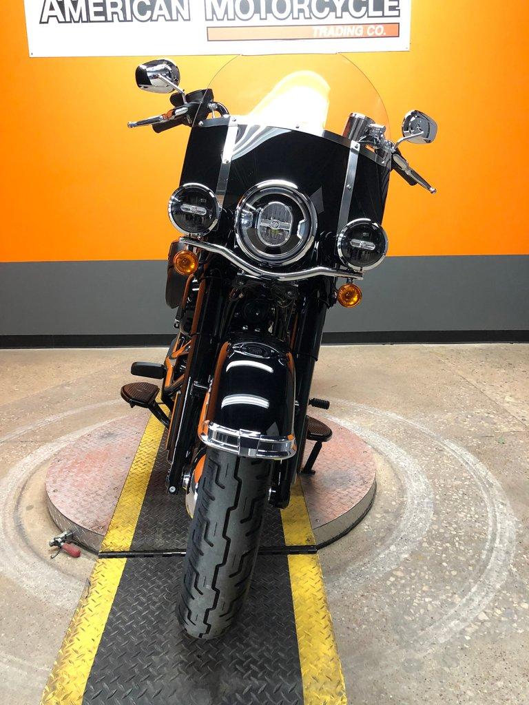 2018 Harley-Davidson Softail Heritage Classic