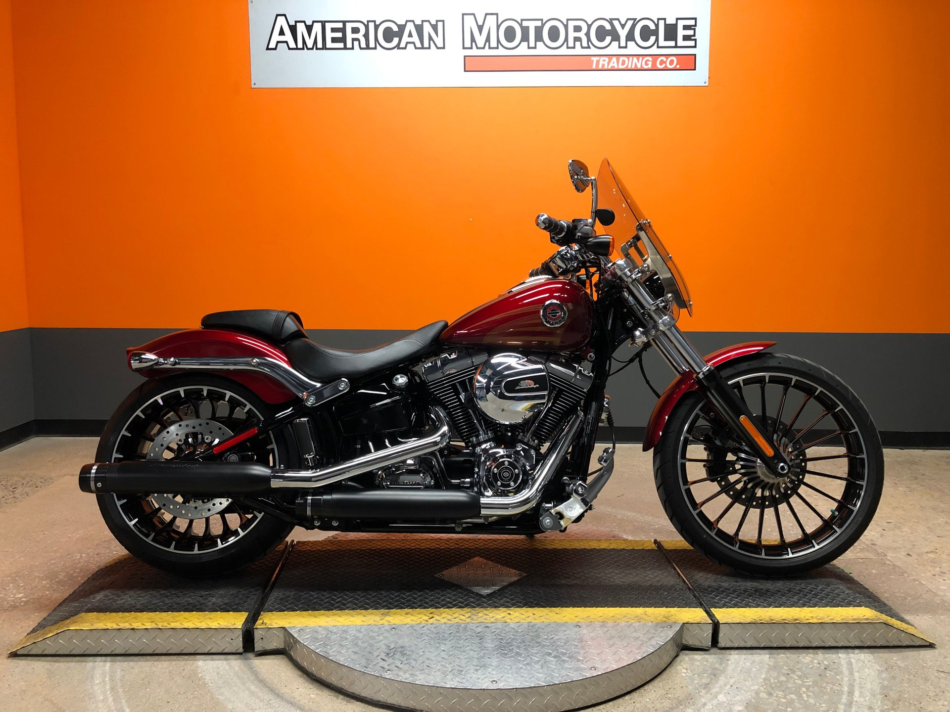 For Sale 2017 Harley-Davidson Softail Breakout