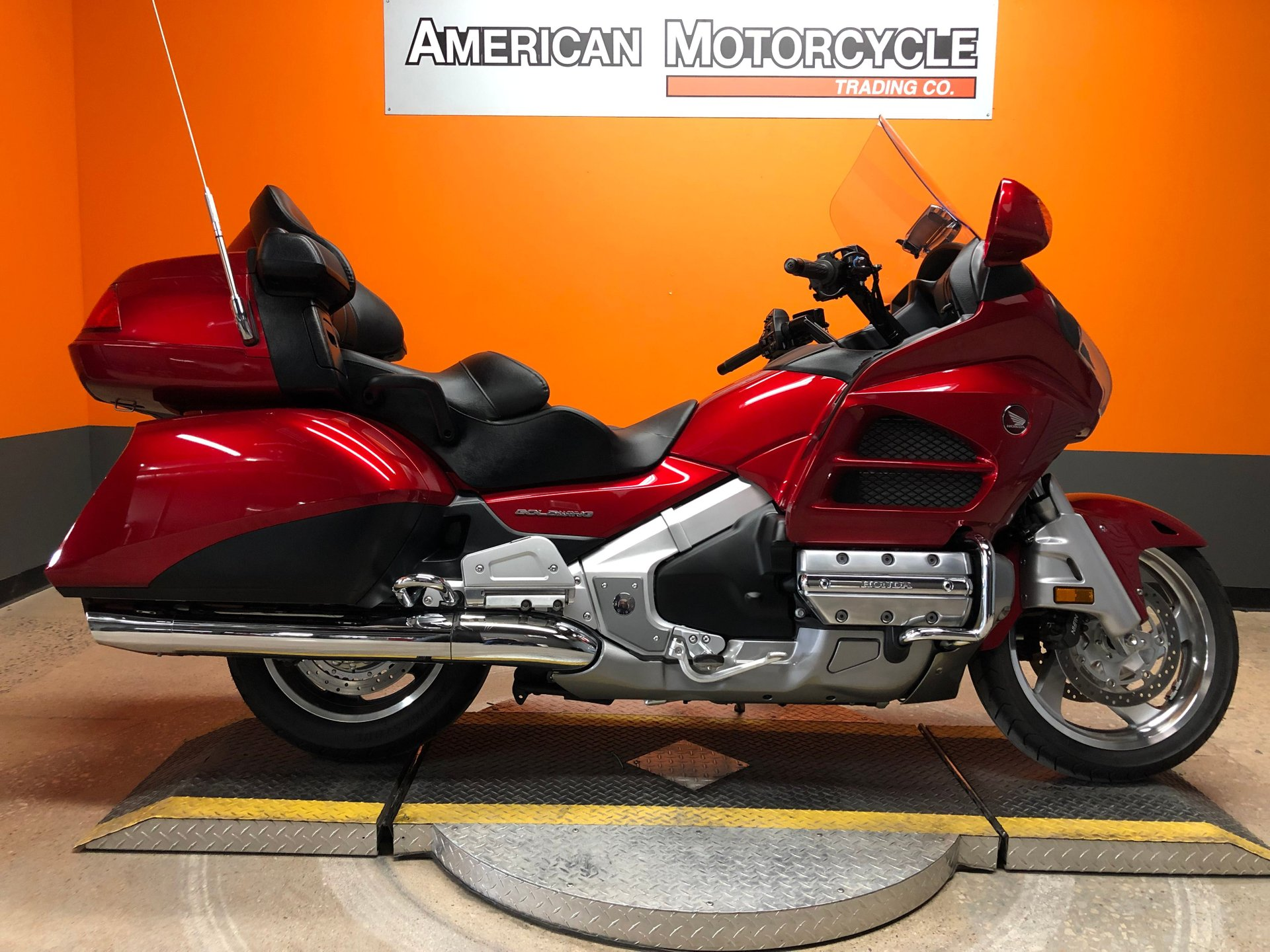 2017 honda gold wing gl1800