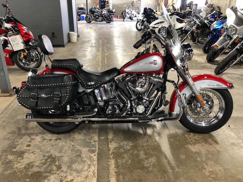 2002 Harley-Davidson Softail Heritage Classic