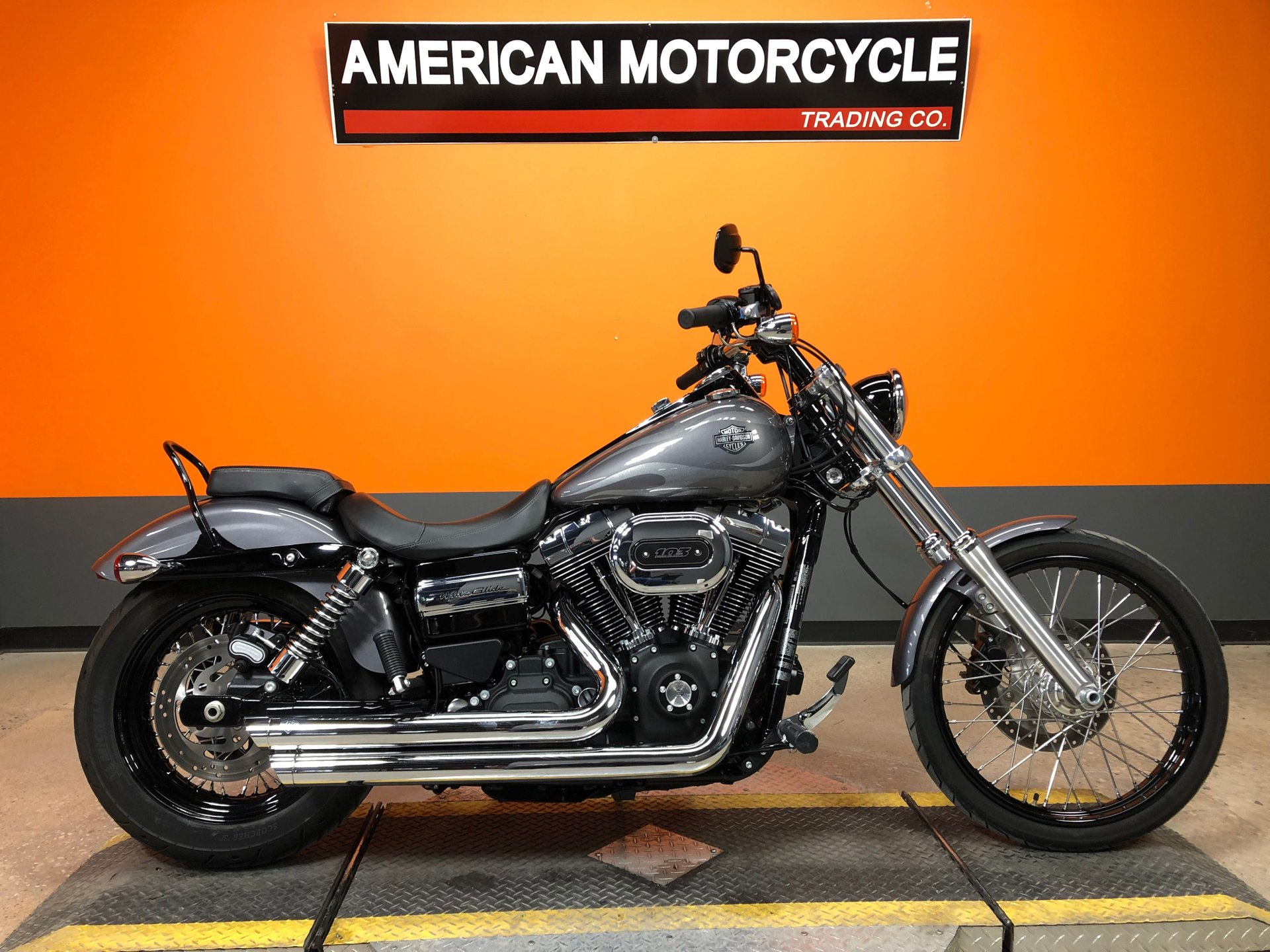 For Sale 2016 Harley-Davidson Dyna Wide Glide