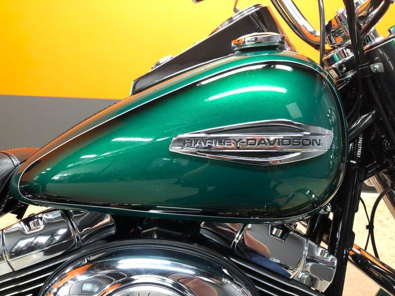 2008 Harley-Davidson Softail Heritage Classic