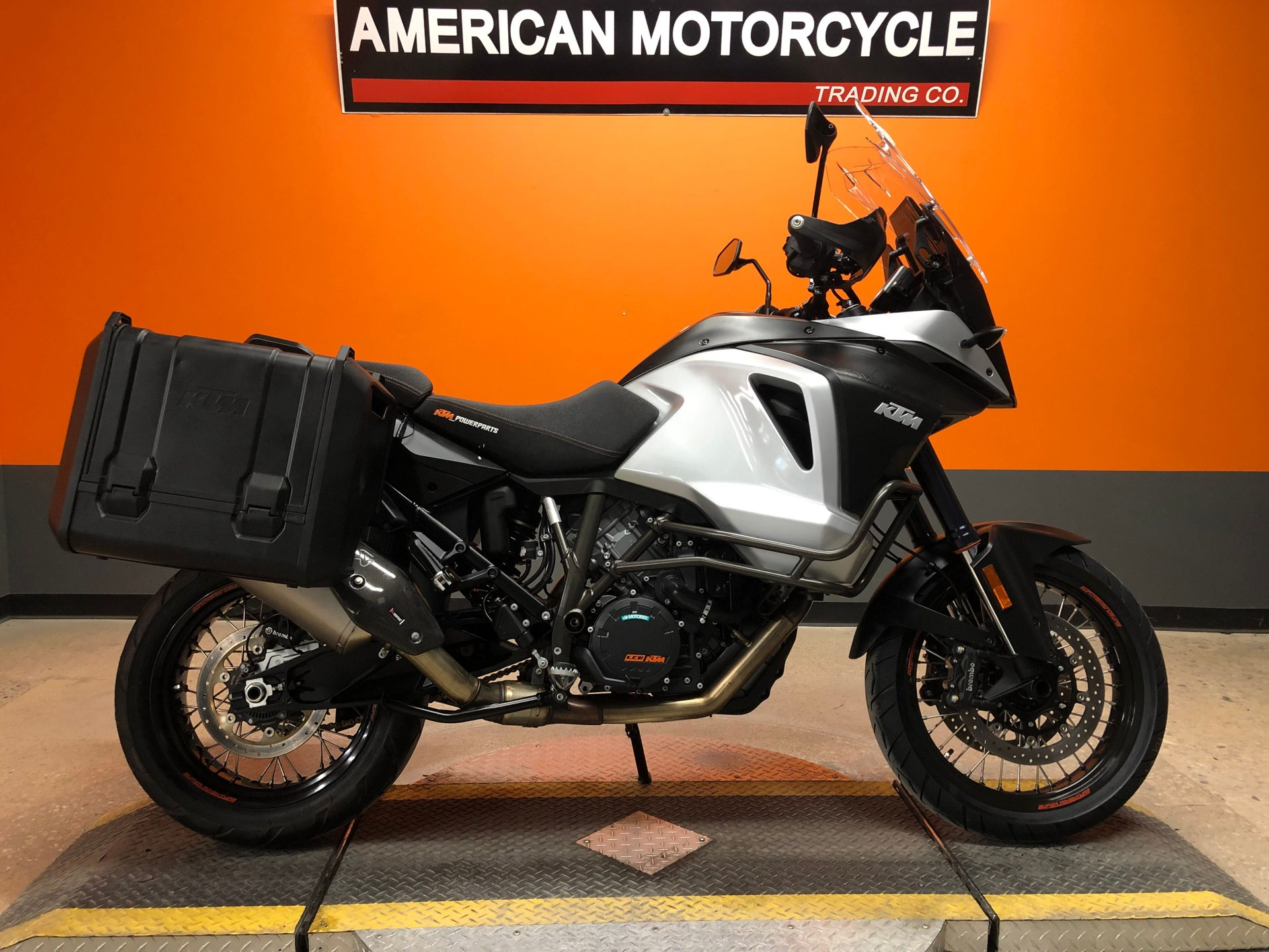 For Sale 2015 KTM Super Adventure