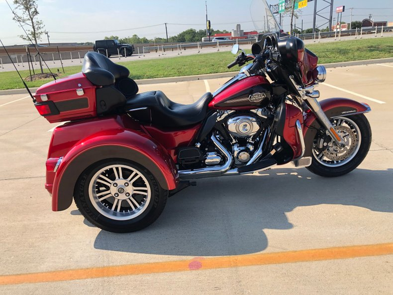 2012 Harley-Davidson Tri-Glide For Sale