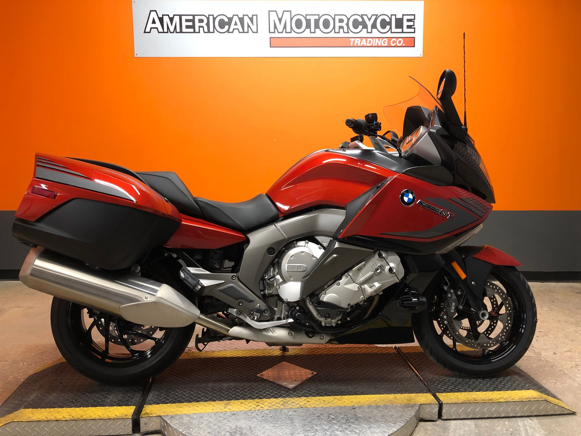 For Sale 2015 BMW K1600GT