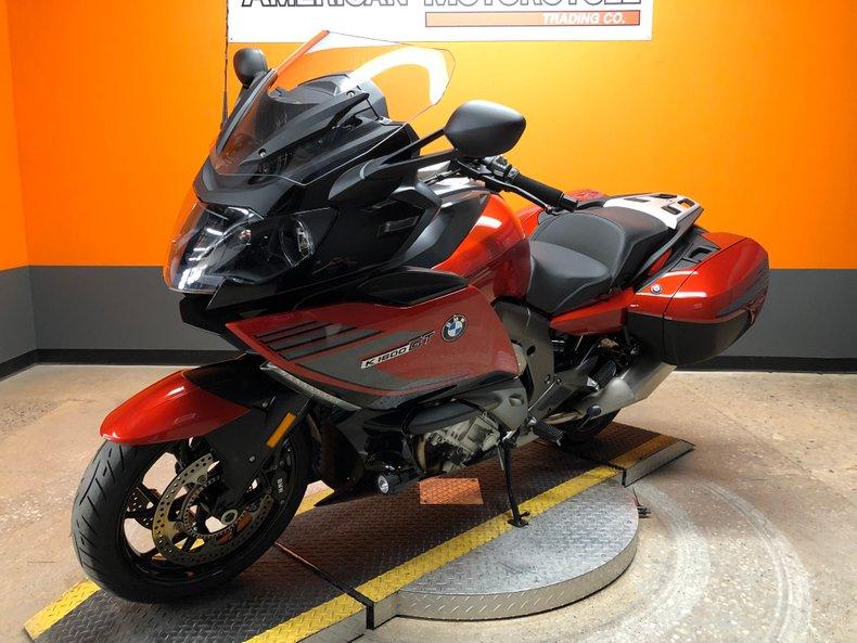2015 BMW K1600GT