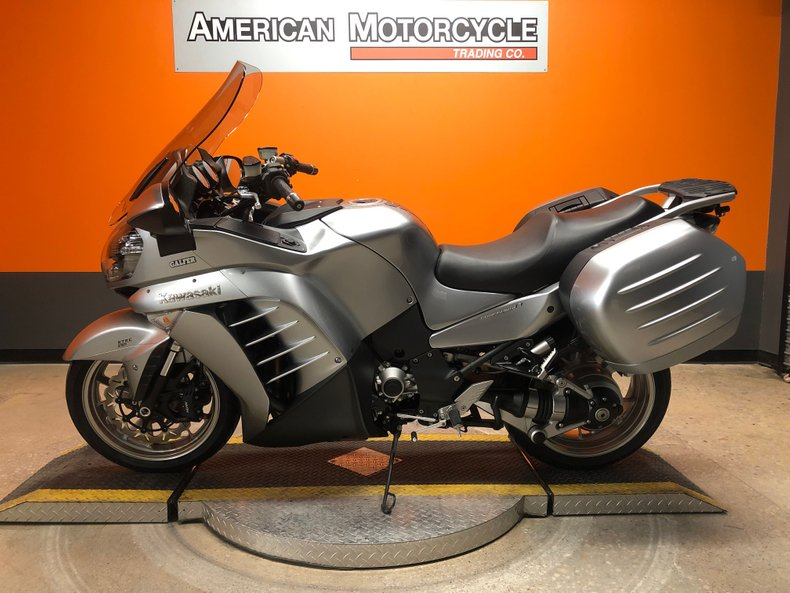 2011 Kawasaki Concours